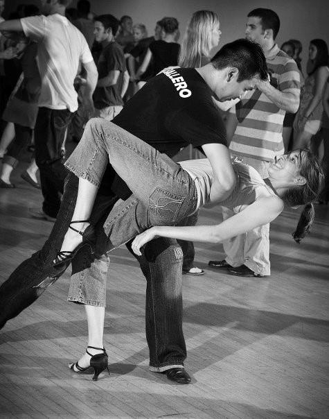 Swing Dancing Night