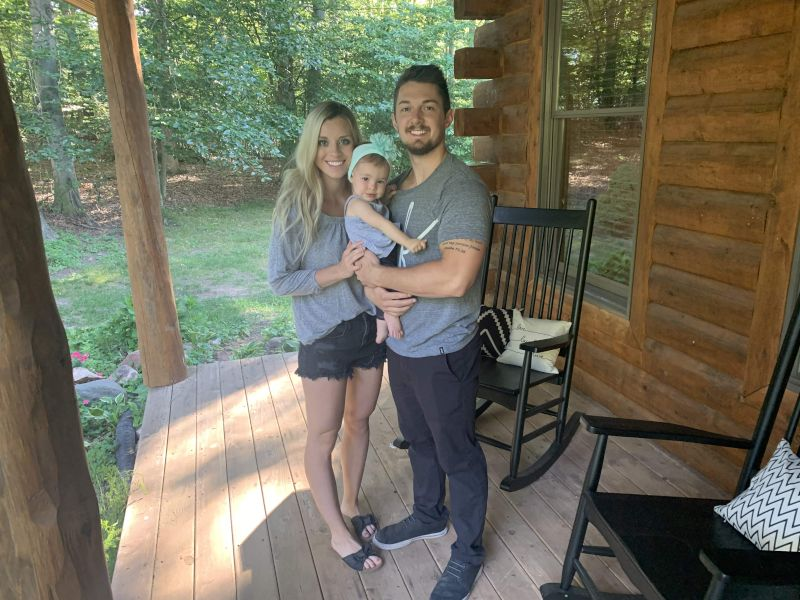 We Love Spending Time at the Cabin