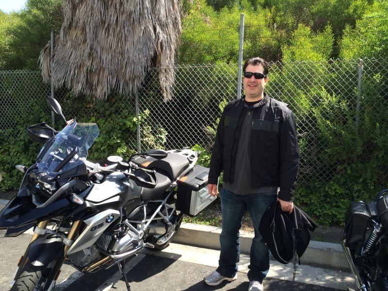 Touring California