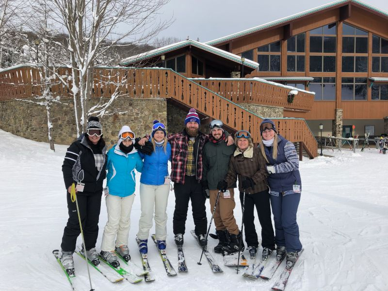 Annual Family Ski Trip