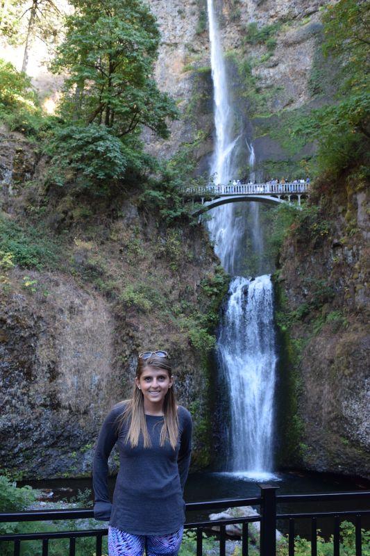 Exploring Waterfalls in Oregon