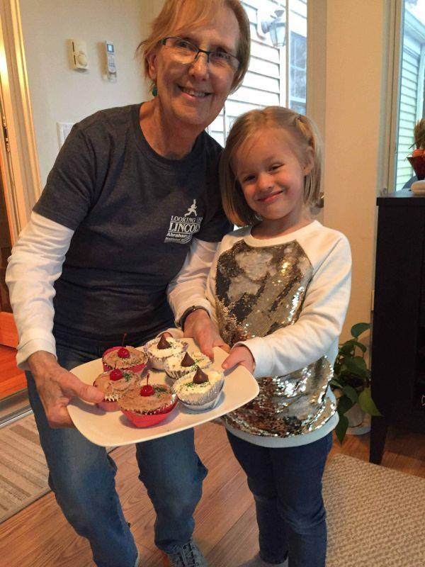 Baking with Nana