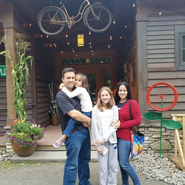 Family Vacation in Vermont