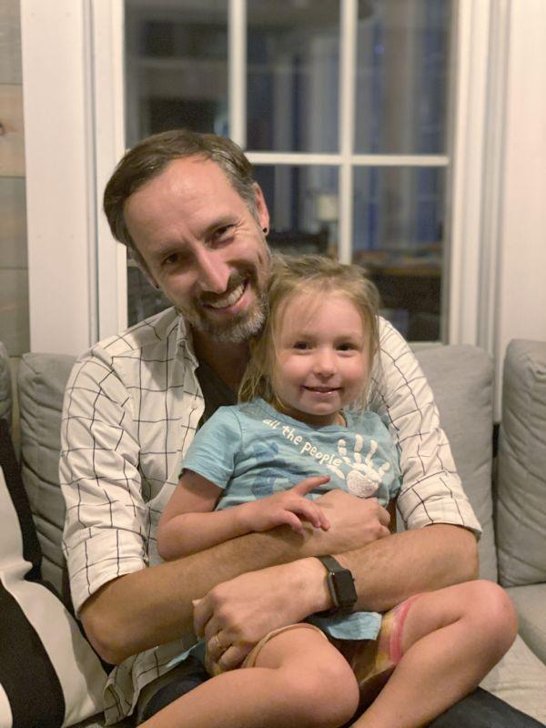 Logan & Our Niece