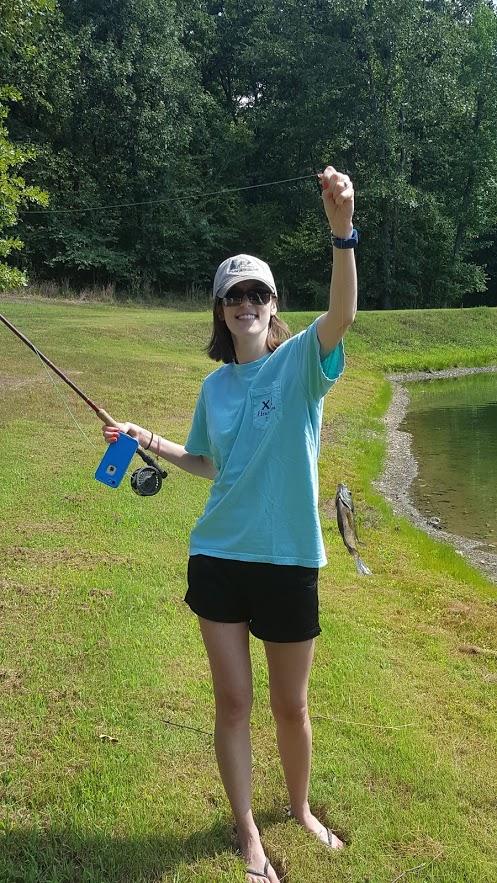 Allison Fishing