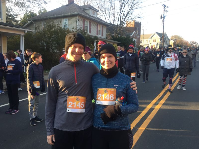 Cold Day for a 5K