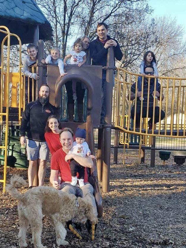 Fun at the Park with Family