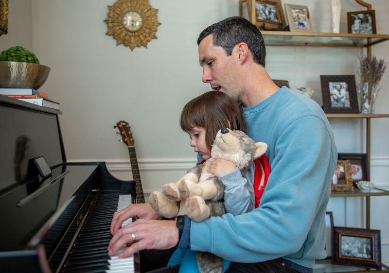 Piano Man & Piano Girl
