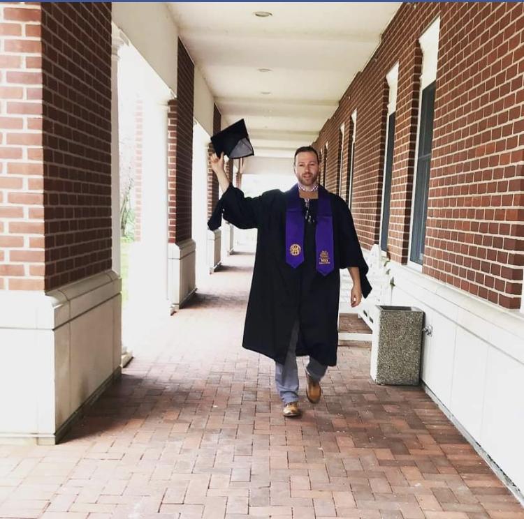 One Proud MBA Graduate!