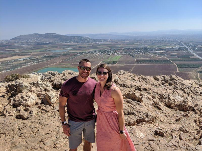 Beautiful Views in Israel