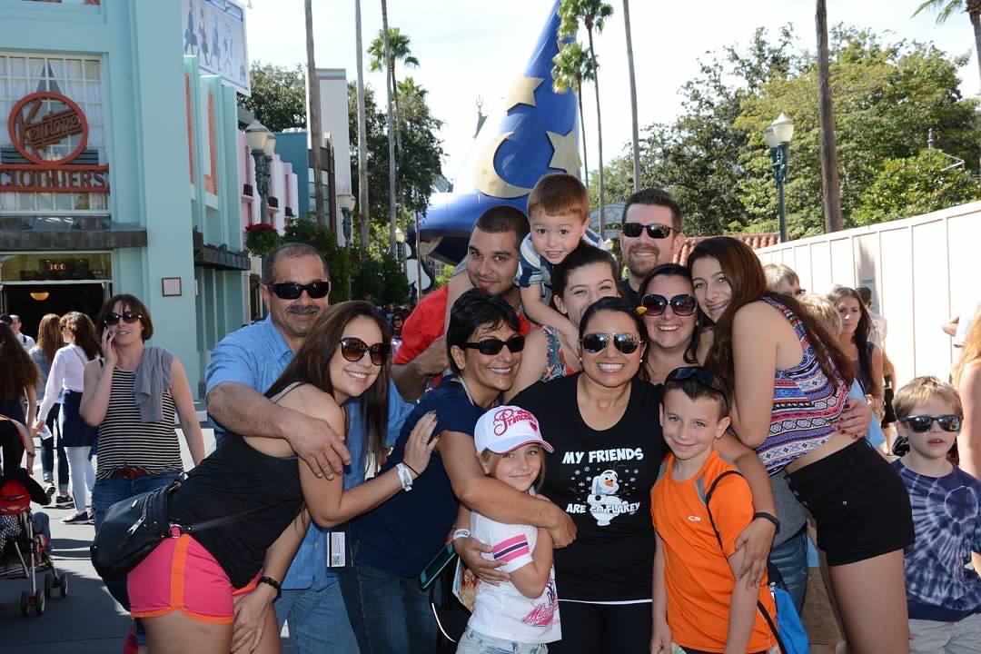 Family Trip to Disney
