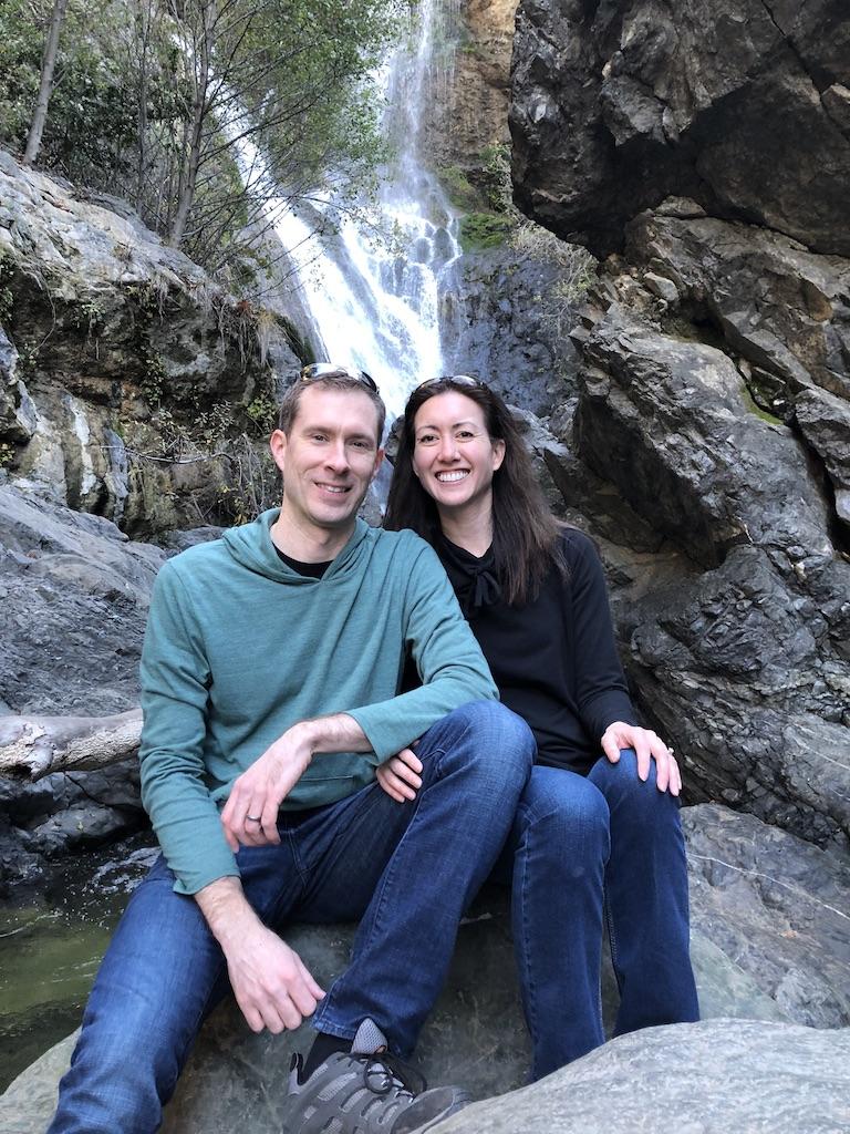 California Waterfall Hike