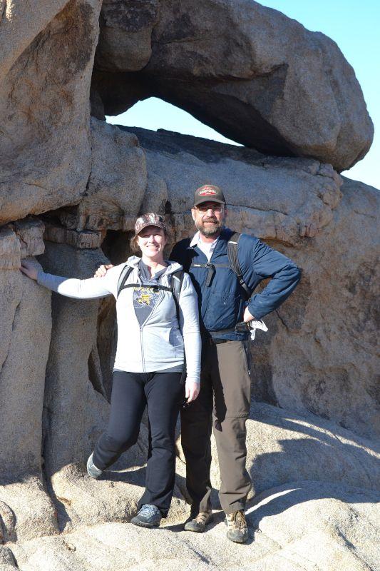Boulder Climbing in Joshua Tree National Park