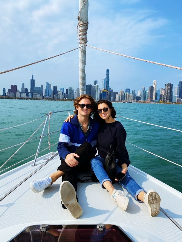 Great Day Spent Boating in Our Home City!