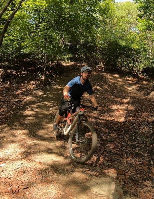 Riding the Trails