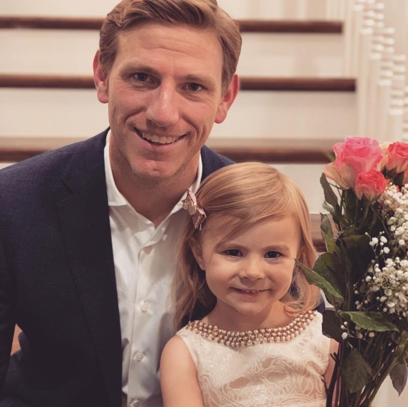 Getting Ready for the Daddy-Daughter Dance