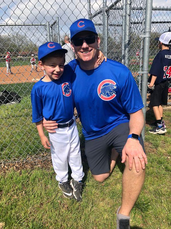 Coaching Wolfe's Baseball Team
