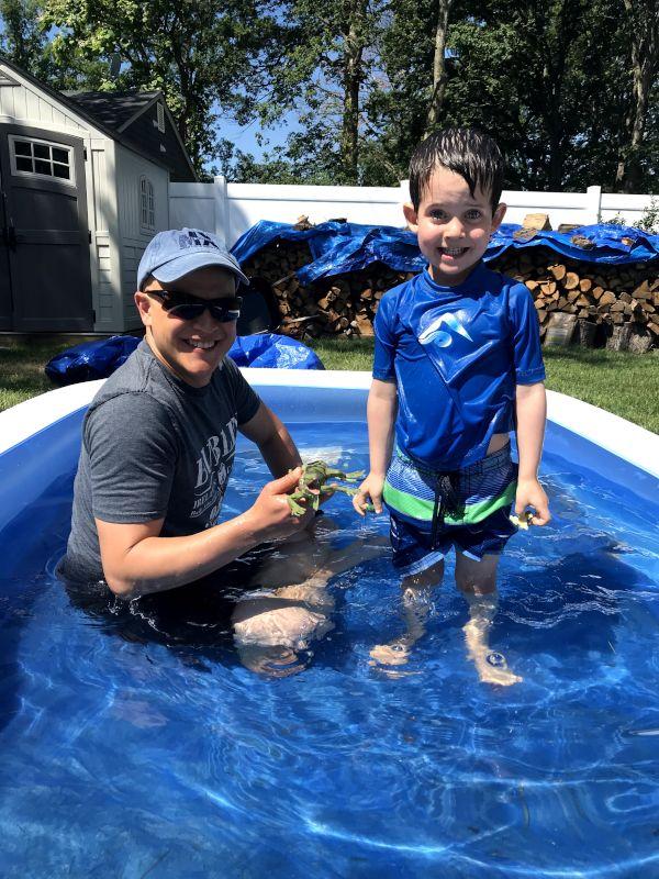 Summer Fun in the Backyard