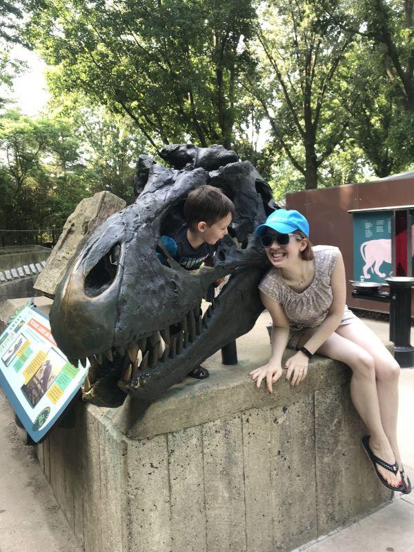 Fun at the National Zoo