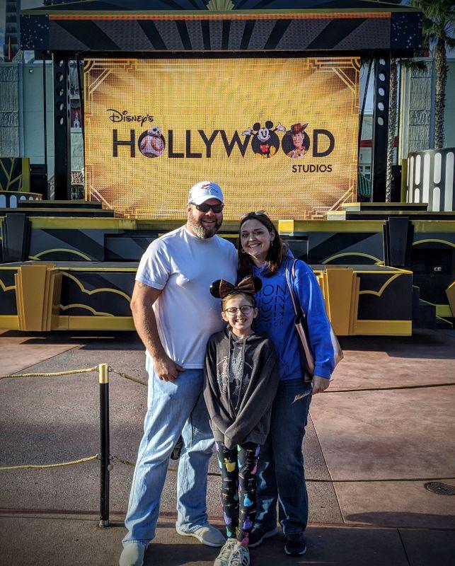 Family Disney Vacation