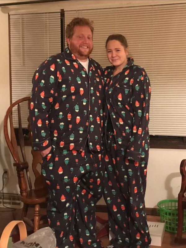 We Can't Wait to Get Matching PJ's for the Whole Family