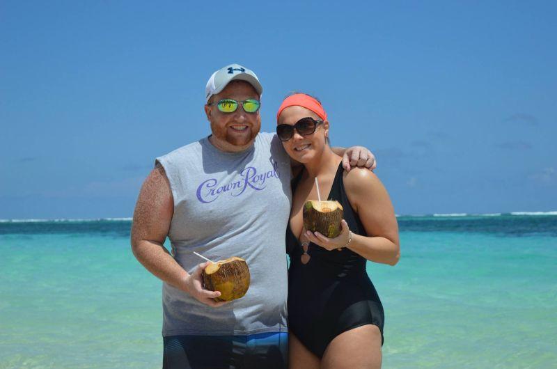 The Beautiful Waters of Punta Cana