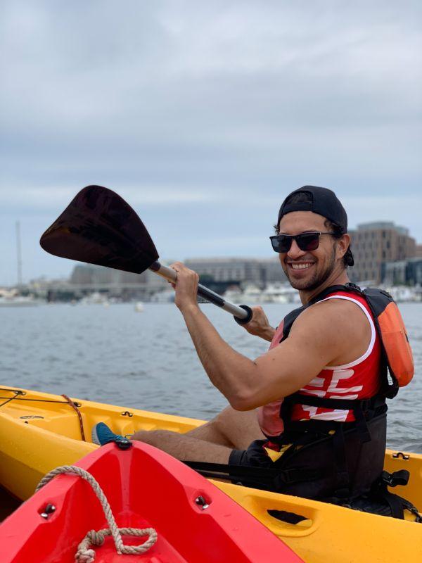 Adonis Kayaking