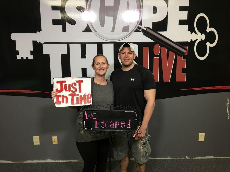 Escape Room Date Night