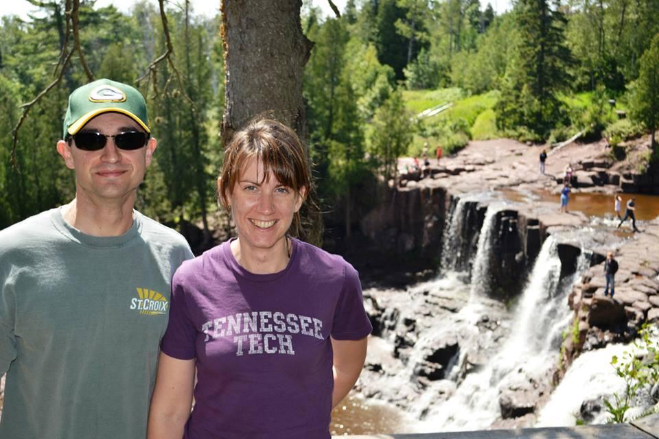 At Waterfall Park