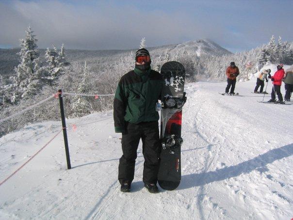 Fritz Snowboarding