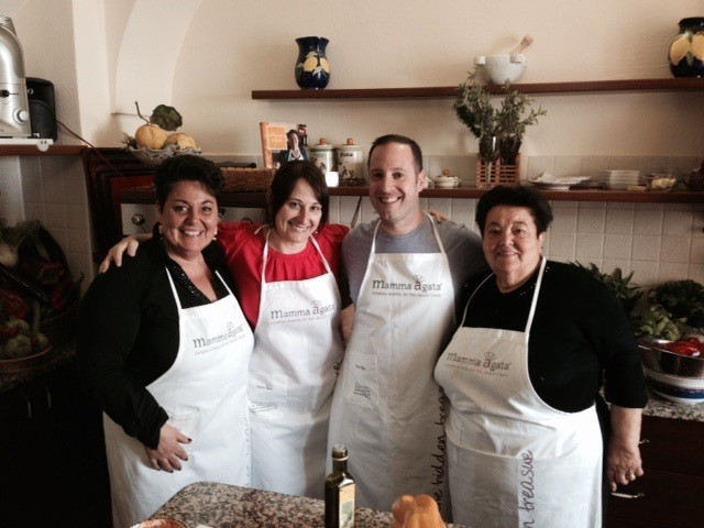 Cooking Class in Italy