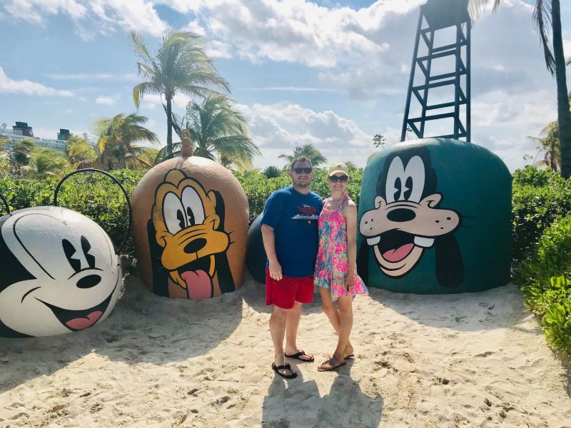 Visiting Castaway Cay, Disney Cruise Line's Private Island