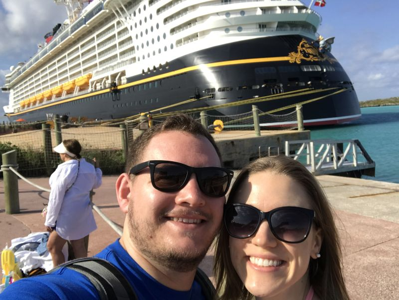 Cruising on the Disney Fantasy!