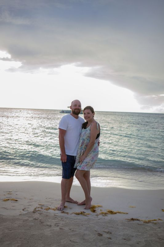 Vacation in Antigua