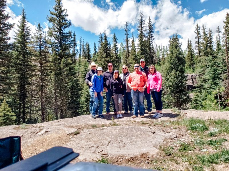 Friends & Family Vacation in Colorado