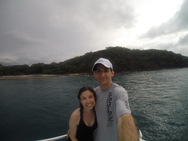 Enjoying Costa Rica