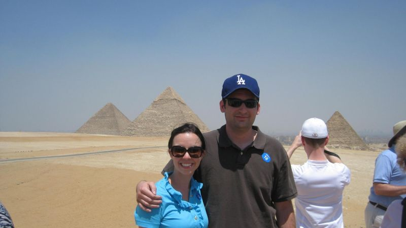 Once in a Lifetime Trip to See the Pyramids