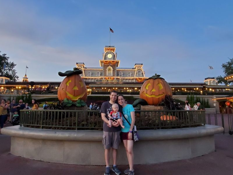 Fun at Mickey's Not-So-Scary Halloween Party
