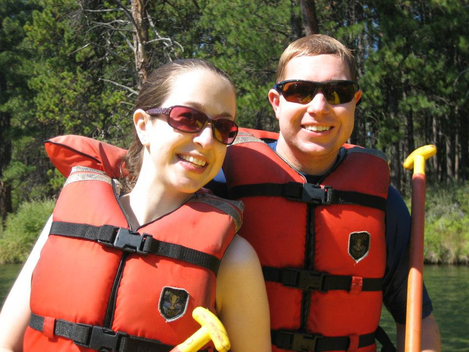 Whitewater Rafting - What a Thrill!