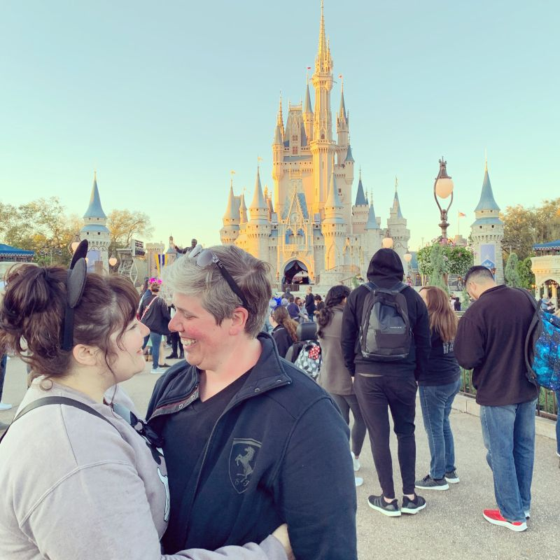 The Sun Sets on a Perfect Day at Disney