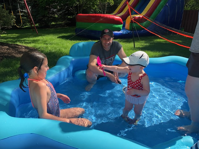 Summer Fun With Our Niece & Daughter
