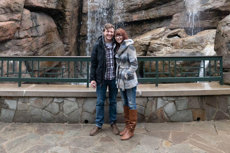 Waterfalls in Asheville, North Carolina