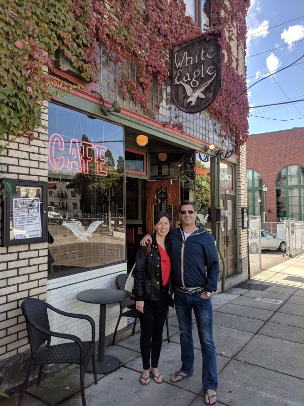 Checking Out the Coffee Shop Scene in Portland, Oregon