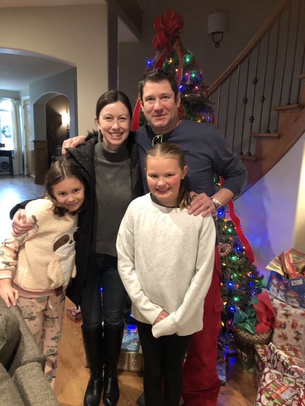 Christmas With Our Nieces