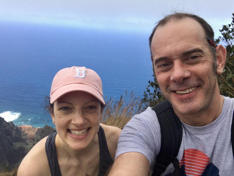 A Beautiful Hike in Hawaii
