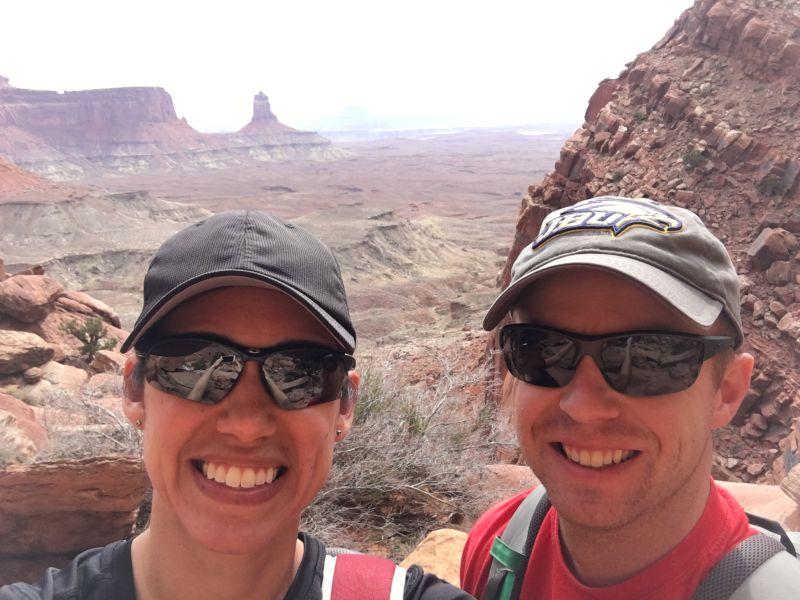 Adventuring Together in Moab, Utah