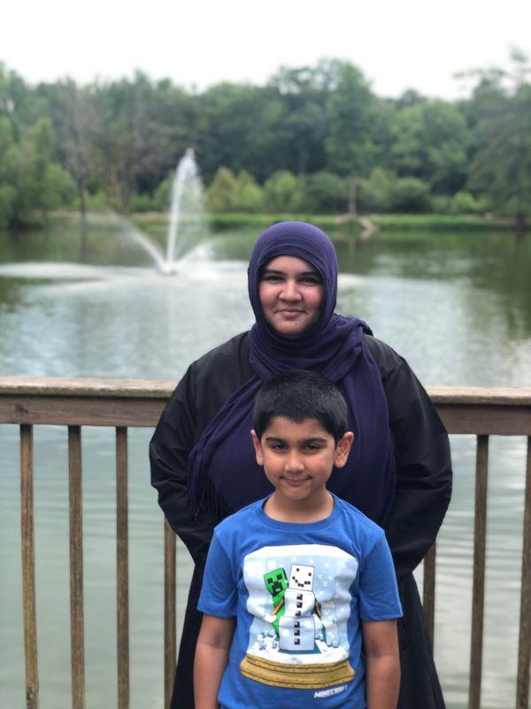 Asna and Ayyub