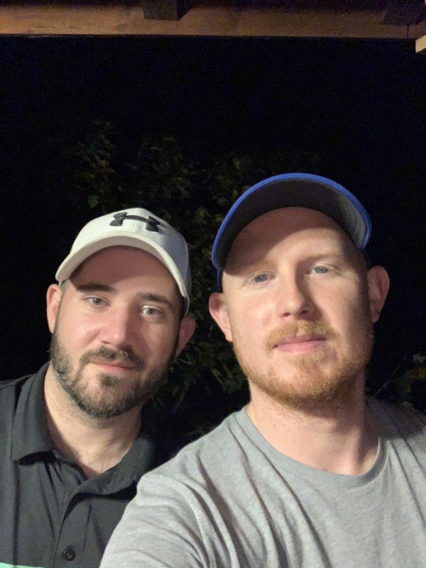 Tennessee Night Selfie