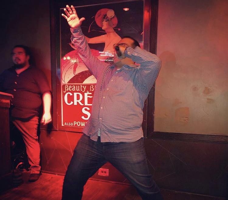 Karaoke Party - Matt's Favorite!