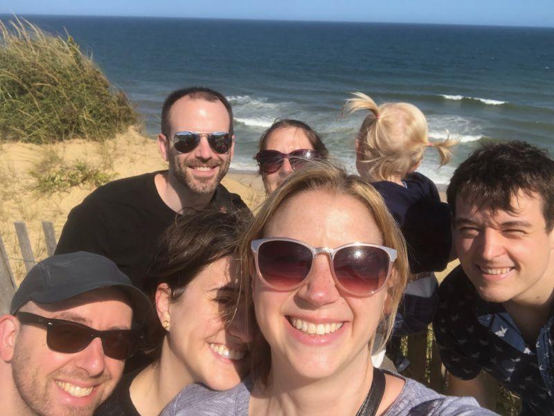 Fall Friends Trip to Cape Cod